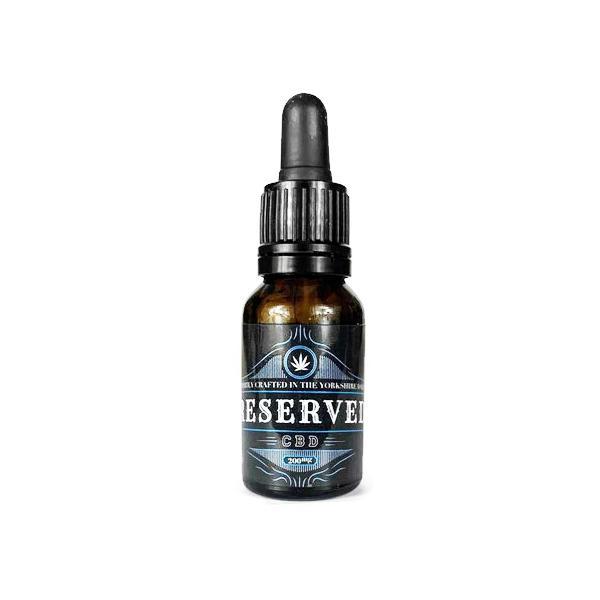 Reserved CBD 200:20 CBD:CBG 10ml E-Liquid Additive