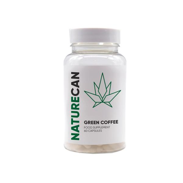 Naturecan Green Tea Extract 60 Capsules