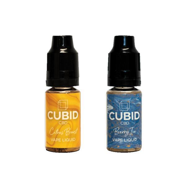 Cubid CBD 200mg 10ml E-Liquid