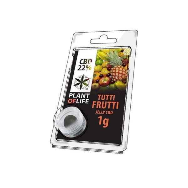 CBD 1g Jelly Tutti Frutti 22%