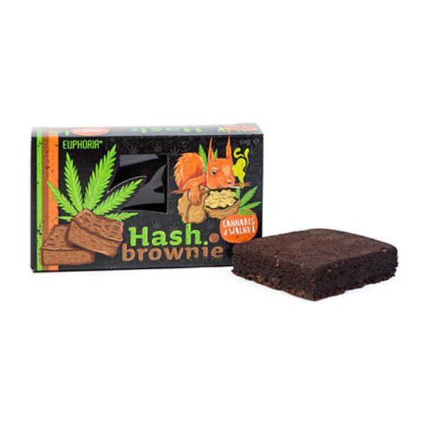 Euphoria Hash Brownie Cannabis & Rum