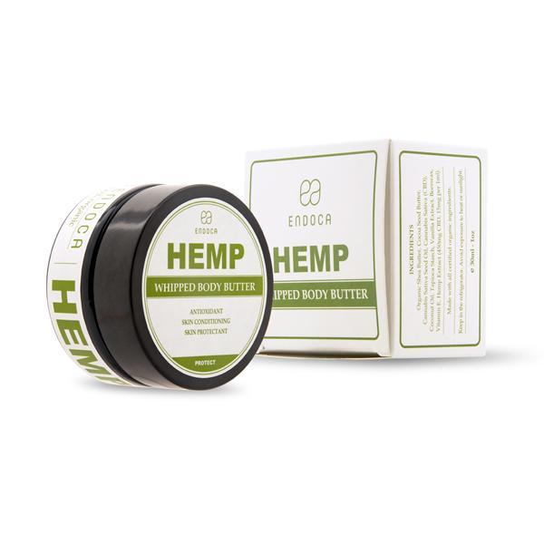 Endoca 250mg CBD Hemp Salve - 10ml